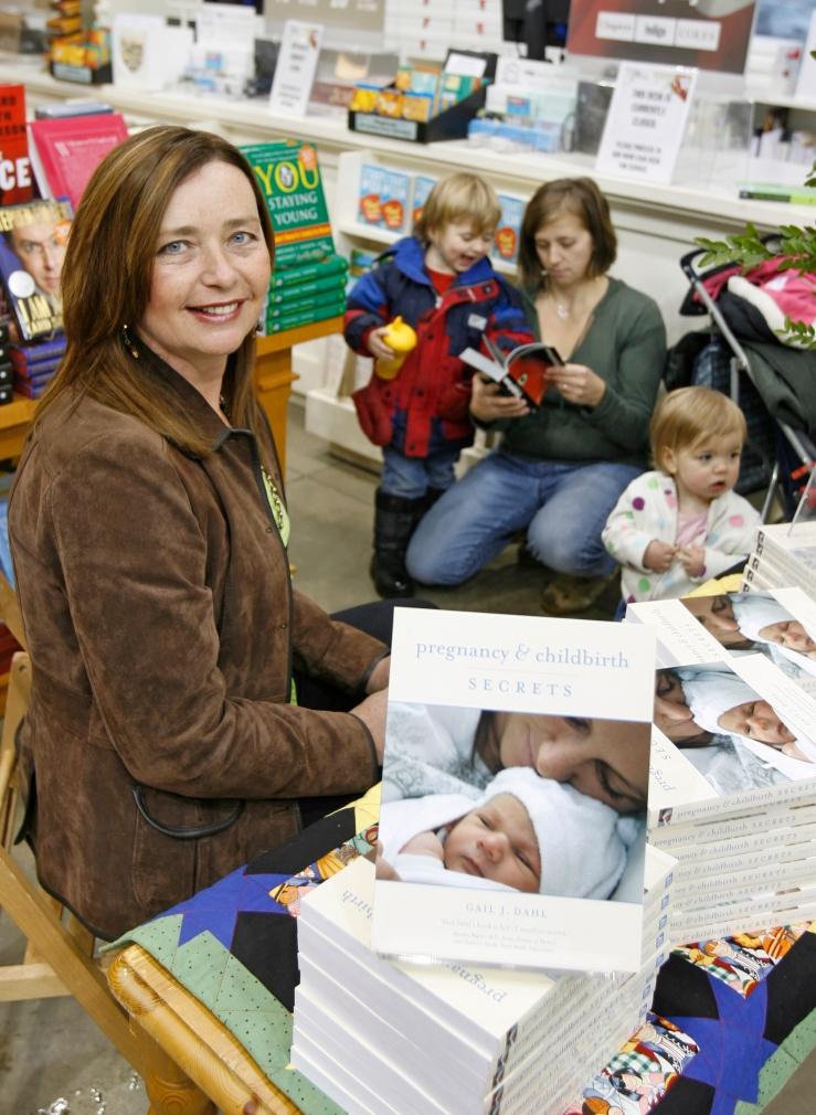 Gail J. Dahl, National Bestselling Author